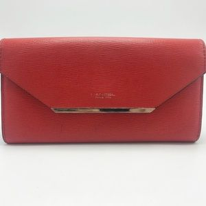 Enveloppe de Lancel Paris Continental Wallet